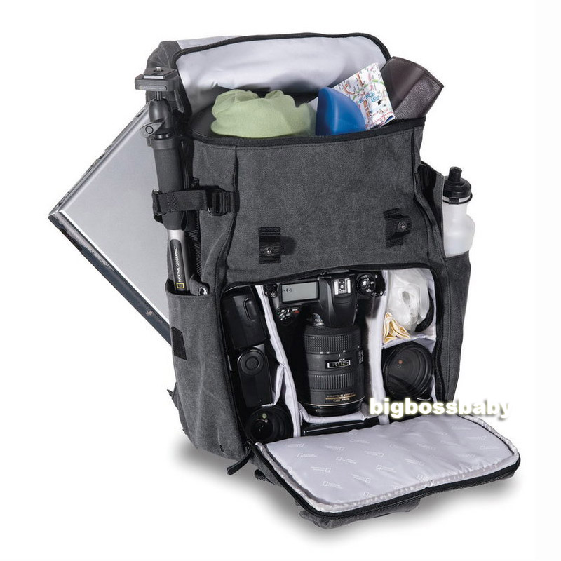00a60ca31db National Geographic NGW5070 NG W5070 Walkabout 5070 doubleshoulder DSLR  Camera Rucksack Backpack Laptop bag for Canon Nikon Sony-in Camera Video  Bags from ...