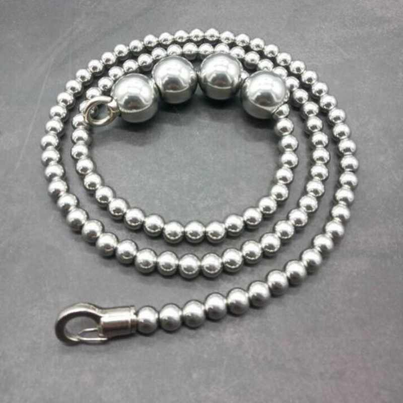 Stainless steel EDC tools, solid steel ball necklaces, pendants, bracelets, window breakers, self-help chains.