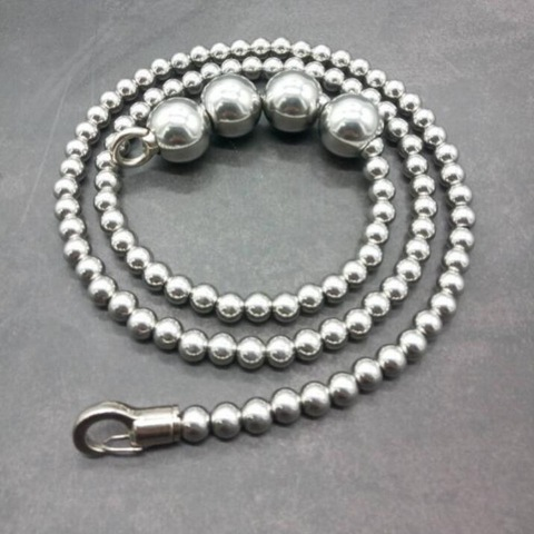ferramentas de aco inoxidavel edc colares de bola de aco solido pingentes pulseiras disjuntores de