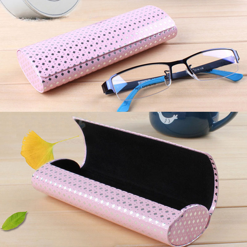 1 шт. упаковка для очков из искусственной кожи коробка для очков коробка для хранения солнцезащитных очков портативные дорожные аксессуары жесткий чехол Защита для очков|Очки аксессуары|   | АлиЭкспресс