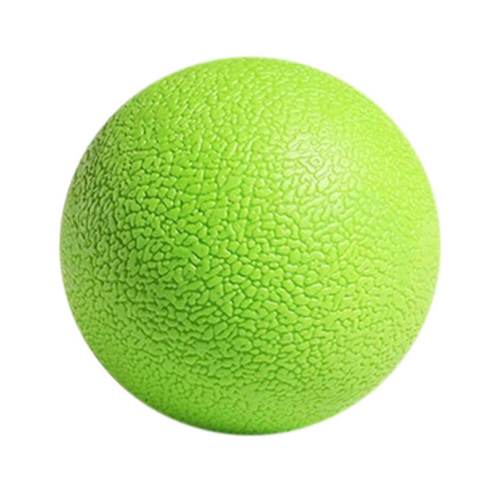 SUSAJ masaj topu ağrı stres giderici tetik nokta terapi kas düğüm spor Yoga Lacrosse topları hokey topu