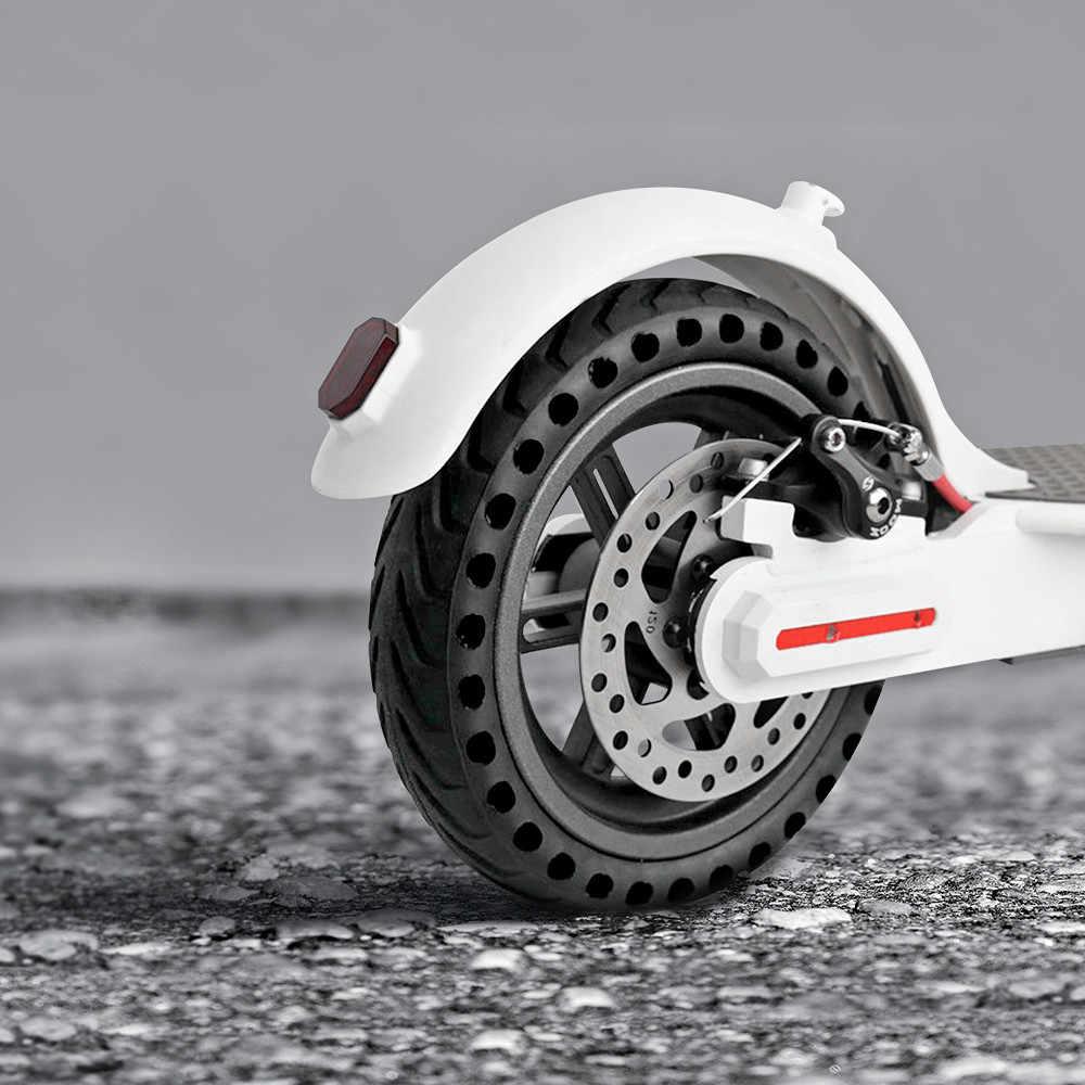 Neumáticos sólidos rueda a prueba de explosiones neumático reemplazar para Xiaomi Mijia M365 hogar bicicleta eléctrica vehículo accesorios #608