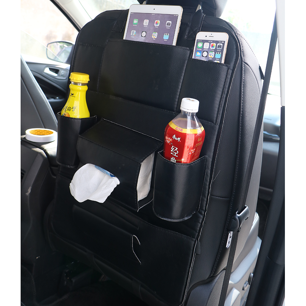 Trunk Stowing Tidying Car Back Seat Organizer Car-styling Interior Accessories Multi-function Container Storage Bag Universal