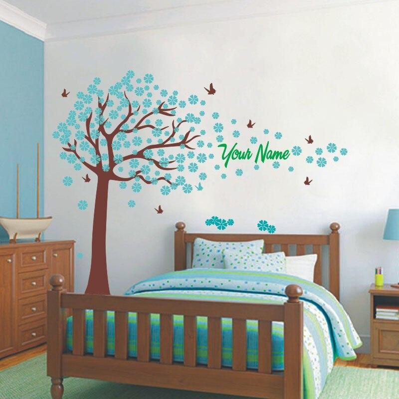Ծառերն ու թիթեռները զարդարում են - Տնային դեկոր - Լուսանկար 5