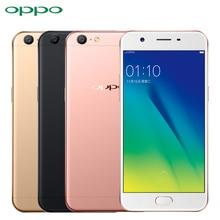 "Оригинал oppo a57 сотовый телефон msm8940 octa core rom 3 ГБ ram 32 ГБ 5.2 ""экран Android 6.0 2900 мАч 13.0MP Камера 4 Г LTE Смартфон"
