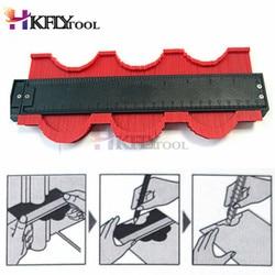 20inch 250mm 10inch 150mm 6inch Template Curvature Scale Ruler Contour gauge Laminate Carpet Wood Tile Profile Measure Ruler
