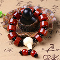 JoursNeige Natural Red Agate Bracelet Fine Carving Cherry Red Bracelets Lucky Jade Bracelet for Men Women  Jewelry Accessories