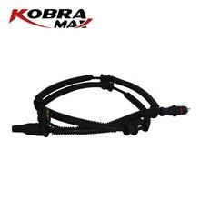 KobraMax Posteriore Sinistro e Destro ABS Ruota del Sensore di Velocità 8200274801 per RENAULT Master