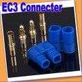 Register free shipping ! 30pair/lot EC3 Female Male Bullet Connector Plugs Battery
