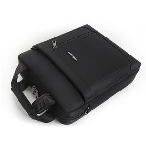 Image 3 - Mens Vertical Briefcase Men Waterproof Computer Messenger Bag Male Oxford Cloth Shoulder Bag Travel For IPAD Handbag Sac Homme
