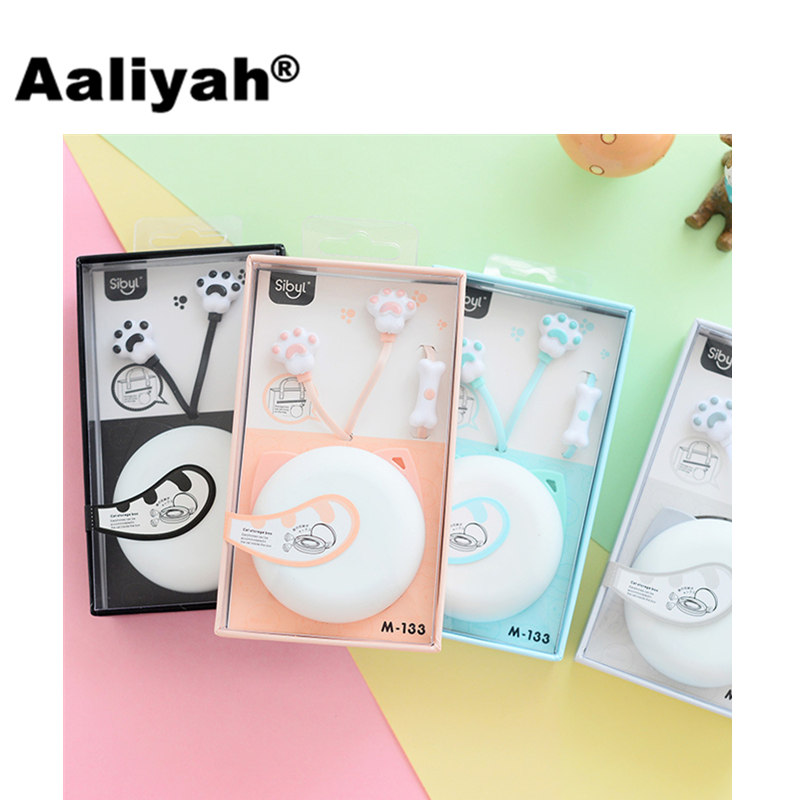 Sibyl Candy Cartoon Cute Cat Earphones Earbuds In-Ear with Microphone fone de ouvido Earphones for Kids Girls for iphone Samsung cute cat s claw style fashion in ear earphones pink 3 5mm plug 115cm