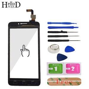Image 4 - 5.0 verre décran tactile de téléphone portable pour HuaWei Ascend G620 G620S écran tactile verre numériseur panneau lentille capteur outils adhésif