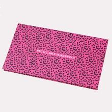 Z Palette Empty Magnet Makeup Palette for Eyeshadow Blush Concealer Beauty Cosmetic Pink Leopard Magnet Box DIY Make Up Set Tool