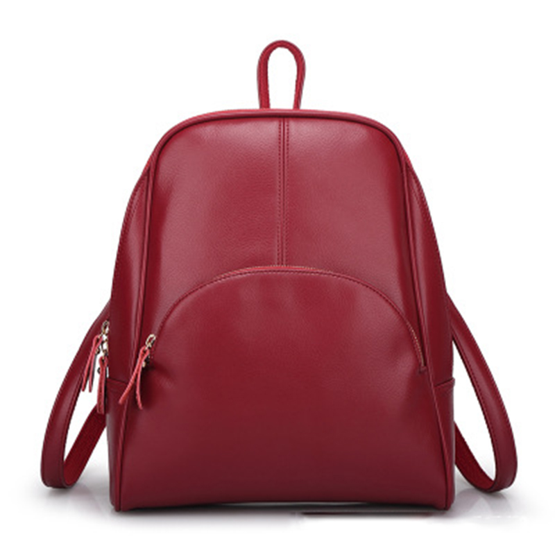 Quality, Women, Bagpack, For, High, School