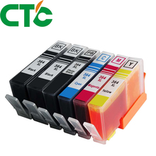 CTC 6 Pack 364XL Compatible Ink Cartridges Replacement for  364 xl Deskjet 3070A 5510 6510 B209a C510a C309a Printer