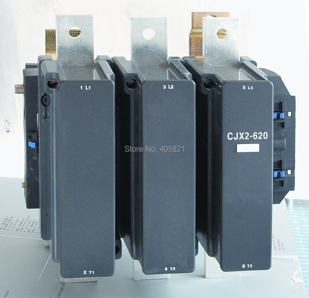 Best quality 620A AC Contactor CJX2-620 3P used for ac motor best quality 245a ac contactor cjx2 245 3p used for ac motor