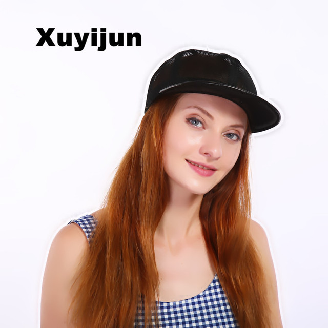 ca08ff50b33 How to Wear a Snapback Cap With Swagger Source · Xuyijun Wholesale men  women fashion summer baseball cap Umbrella net