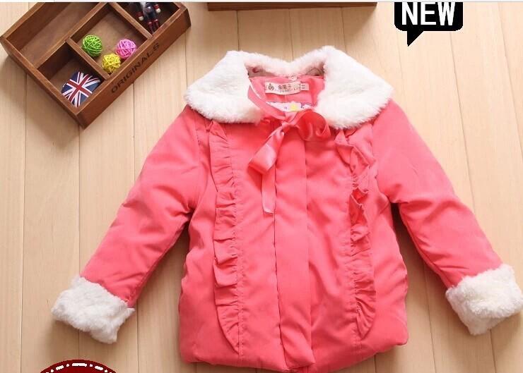 оптовая продажа детская одежда бархатные толстые верхняя одежда женщин