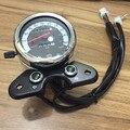 Motorcycle Odometer Speedometer Tachometer Speedo Meter for Suzuk i Cafe Racer