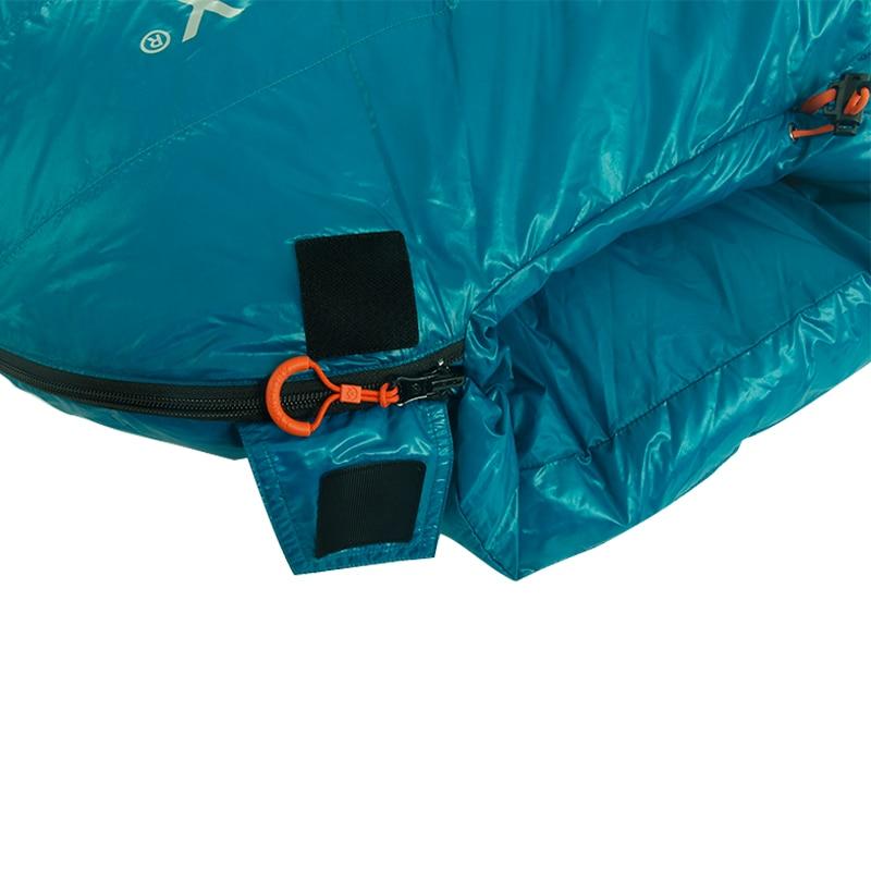 Ultraleve Caminhadas Camping 800 FP Nano Nano2 Vermelho azul