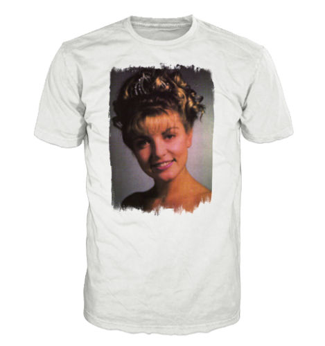 2018 Summer Casual Man T Shirt LAURA PALMER T-shirt. Inspired by the cult TV series Twin Peaks New Arrivals Casual Clothing