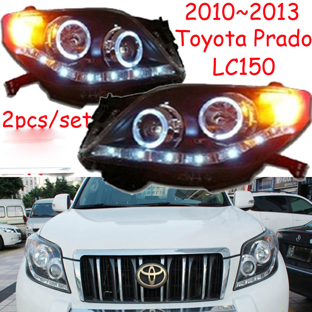 HID, 2010 ~ 1013, style de voiture pour phare Prado, FJ150 LC150, Innova, Cruiser, vios, RAV4, camry, Hiace, sienna, yaris, phare Prado - 6