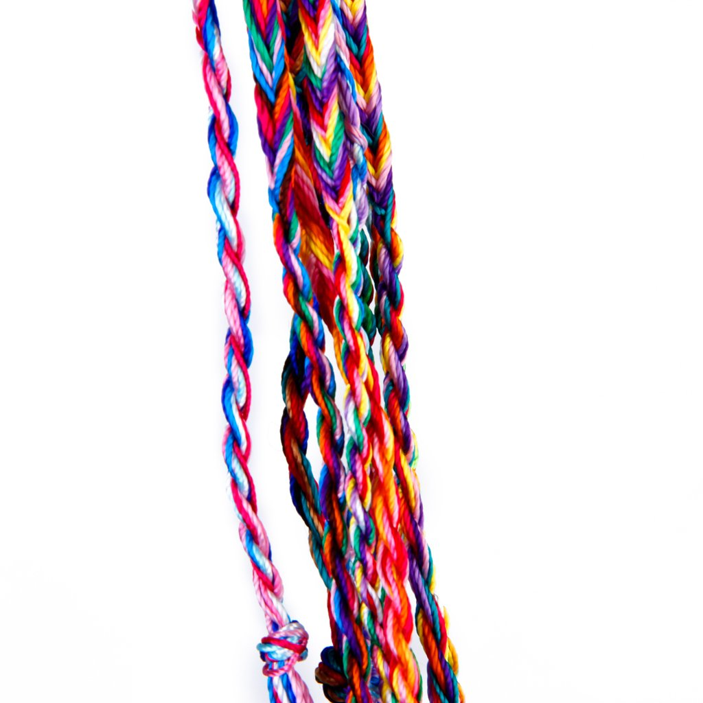 Aliexpress 9 X Handmade Braided Friendship Bracelets Ankle Bracelet Anklet Party Gifts Random Color From Reliable