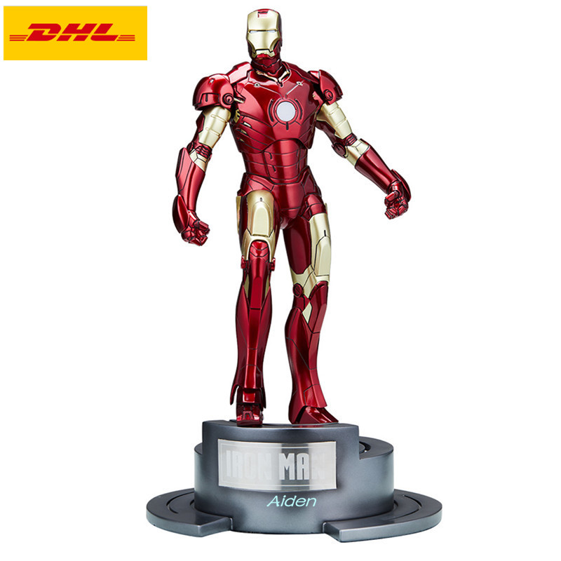13 Statue The Avengers 1/6 MK3 Iron Man Charger Baby With LED Light GK Action Figure Collectible Model Toy BOX 34CM B44313 Statue The Avengers 1/6 MK3 Iron Man Charger Baby With LED Light GK Action Figure Collectible Model Toy BOX 34CM B443