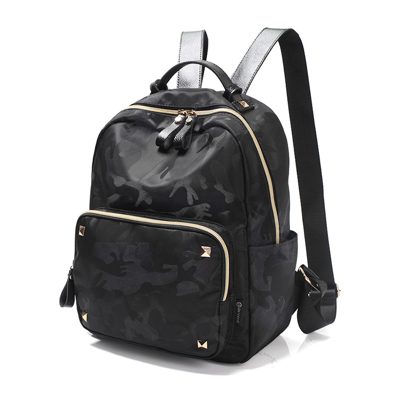 new NA07-14 Backpack female 2018 new wave female student Korean version of the campus wild backpack
