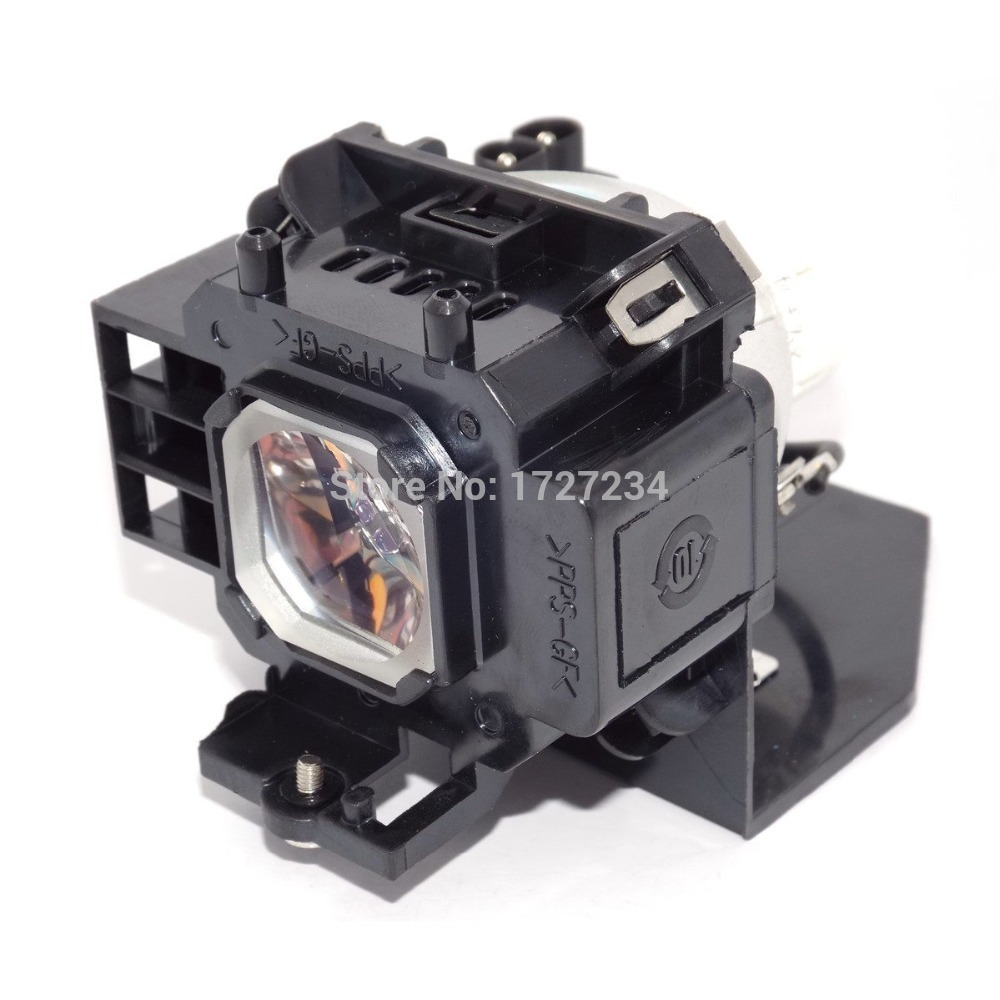 Projector lamp with housing NP07LP for NP300 / NP400 / NP410W/ NP500/ NP500W/ NP510W/ NP600/ NP610 /NP610S Projectors np07lp for nec np300 np400 np410 np500 np510 np600 np610 compatible projector lamp bulb with housing