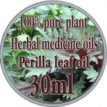 100% pure plant Herbal medicine oils Perilla leaf herbal oil 30ml Essential oils traditional Chinese medicine oil