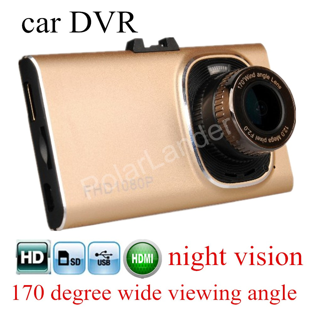 170 degree wide viewing angle full HD 1080P Car font b camera b font GT900 Night