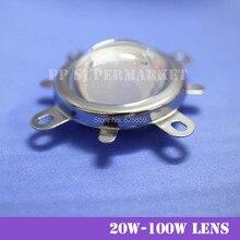 44 мм объектив+ рефлекторный коллиматор+ фиксированный кронштейн для 20 Вт 30 Вт 50 Вт 70 Вт 100 Вт светодиодный