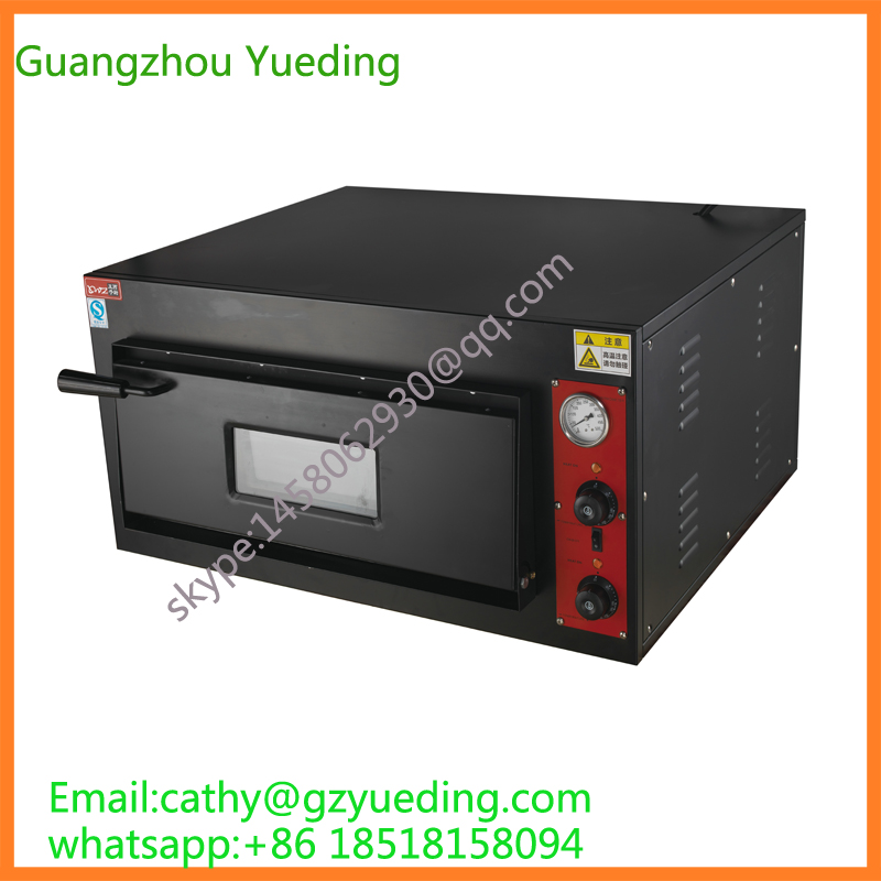 China hot sale single pizza oven/commercial pizza ovens sale/electric pizza ove azia pizza