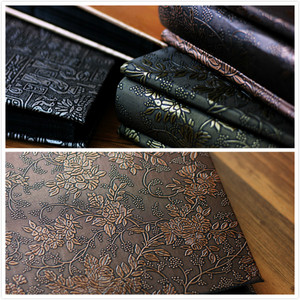 Image 5 - 600 جيوب 6 بوصة إنتيرليف نوع كبير قدرة عالية ألبوم صور بولي Leather ألبوم صور جلدية s اليدوية لتقوم بها بنفسك تذكارية الأسرة زهرة