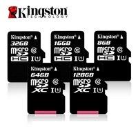 Original Kingston Class 10 Micro SD Card 16GB 32GB 64GB 128GB Memory Card C10 SDHC SDXC