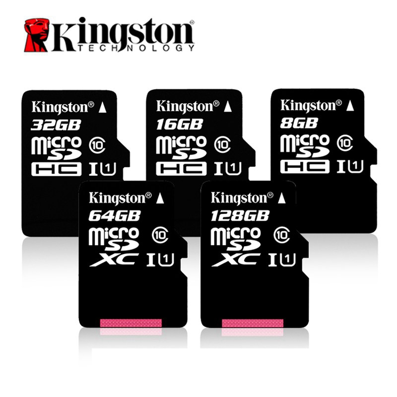 Original Kingston Class 10 Micro SD Card 16GB 32GB 64GB Memory Card C10 MicroSD Card C4 8GB SDHC SDXC UHS-I TF Card SDC10G2 2017 crazy hot micro sd card 64gb 128gb sdxc class 10 uhs i u1 memory card sdhc 8gb 16gb 32gb tf card microsd trans flash cards