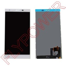 For ZTE Little Star s2003 Geek 2 LCD Display + Touch Screen Digitizer assembly White by free shipping; 100% Warranty