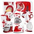 家電製品ふりプレイ子供のおもちゃコーヒーマシントースターブレンダー掃除機炊飯器のおもちゃ子供のおもちゃ