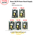 Litewinsune Warehouse 7R 230W Beam Moving Head Power Board Supply 230-380V 28V 24V 12V 36V