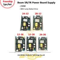 Litewinsune Warehouse 7R 230W Beam Moving Head Power Board Supply 230 380V 28V 24V 12V 36V