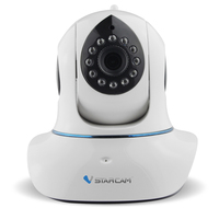 VSTARCAM C38A Dome Surveillance Camera H 264 960P HD Wireless WiFi IR Security IP Camera Support