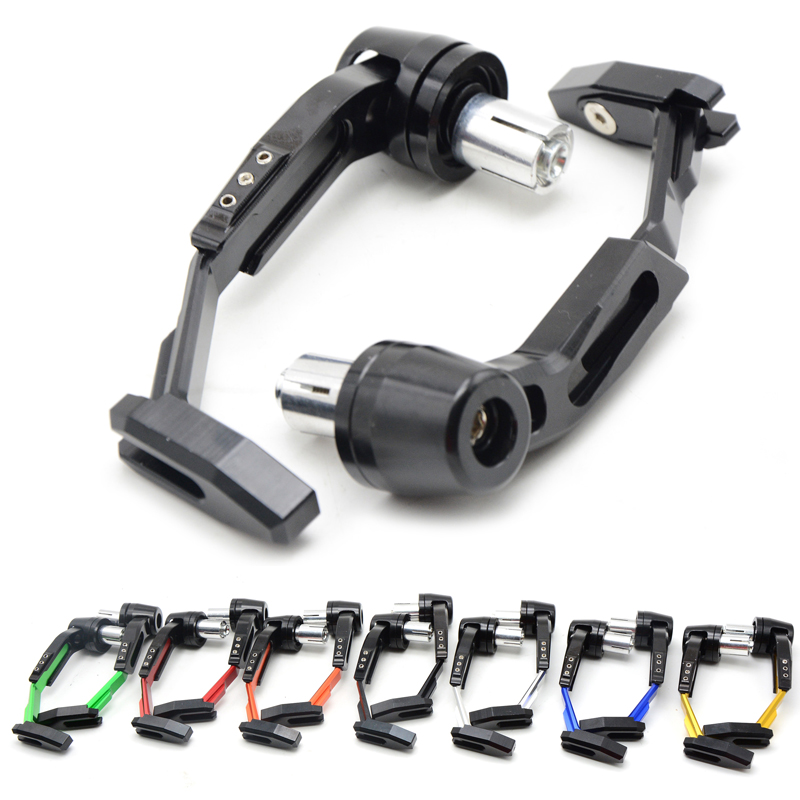 7/8 Adjustable Motorcycle Handle Bar Grips motorbike Brake Clutch Levers Protector guard for Yamaha R1 R6 R125 R15 FZ16 FZ1 KTM laker pro d9 7 8 x p9 yamaha 20 30 л с 45618