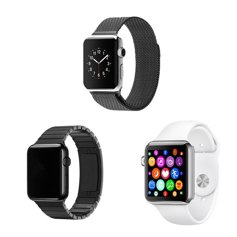 MTK2502c font b Smart b font font b Watch b font IWO 1 1 Smartwatch Support