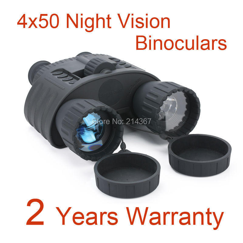720P Video Night Vision Binoculars 4x50 Digital Night Vision Telescope NV Binoculars Hunting Monoculars Night Optical good quality hunting night vision 4x50 nv binocular 4x magnification night vision binocular max range 300m