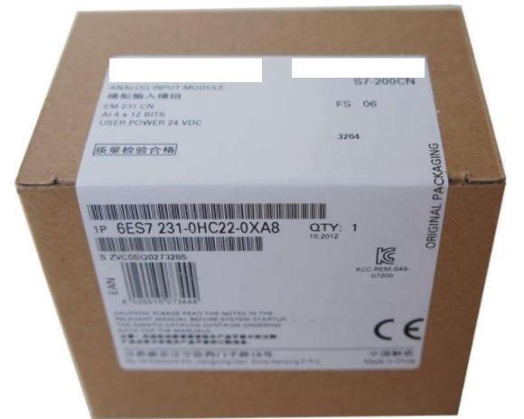 Orijinal Yeni kutusunda 6ES7231-0HC22-0XA0Orijinal Yeni kutusunda 6ES7231-0HC22-0XA0