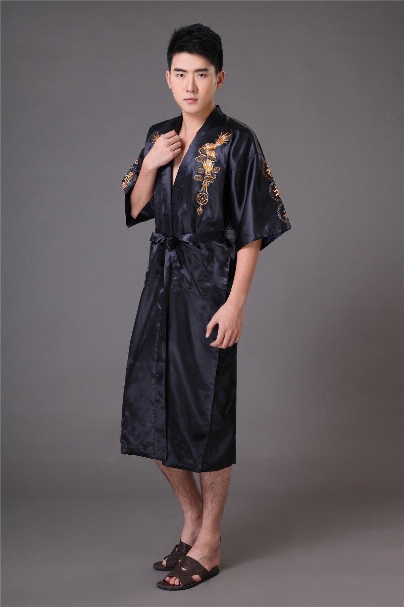 mannelijke kimono