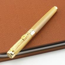 High Quality Eastern Dragon Design Fountain Pen Luxury Brand
