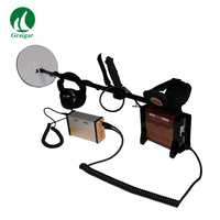 High Performance Long Range Underground Metal Detectors GFX7000 the Type of Metal can be Identified