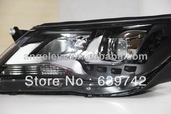 Za VW Tiguan LED prednja svjetla s biksenonskim lećama projektora - Svjetla automobila - Foto 2